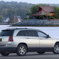 Chrysler Pacifica Touring AWD