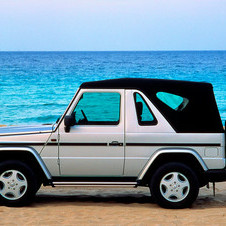 Mercedes-Benz G 300 Diesel Cabrio AT