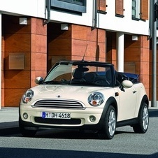 MINI (BMW) Cooper Cabrio Automatic