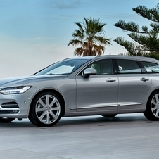 Volvo V90 D4 Inscription Geartronic