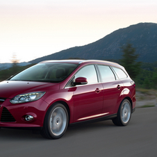 Ford Focus Estate 1.6T Ecoboost Titanium