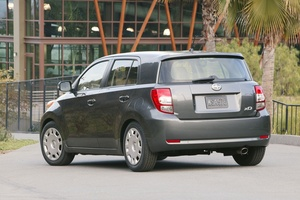 Scion xD Automatic