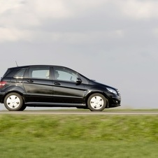 Mercedes-Benz B 180 (FL) BlueEfficiency