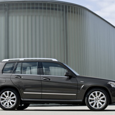 Mercedes-Benz GLK 220 CDI BlueEfficiency Aut