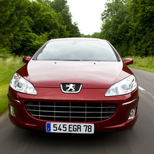 Peugeot 407 Executive 2.0 HDi 140cv FAP MY08