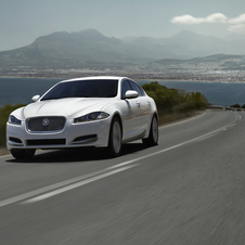 Jaguar XF 5.0 V8 S Premium Luxury