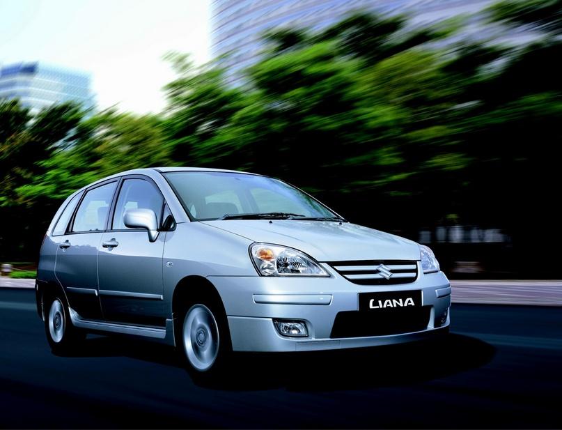 Suzuki Liana 1.3 :: 1 photo and 65 specs :: autoviva.com