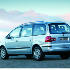 Volkswagen Sharan 1.8T Automatic