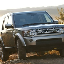 Land Rover Discovery 4 TDV6 2.7 SE CommandShift