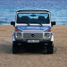 Mercedes-Benz G 200 Cabrio AT