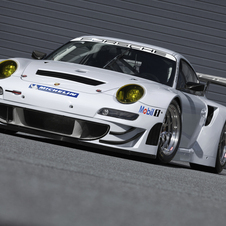 Porsche 911 RSR Shows Pinnacle of Porsche's Customer Race Car Line
