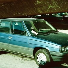Renault 11 Automatic