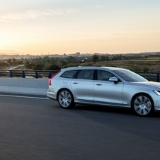 Volvo V90 D5 AWD Momentum Business Geartronic