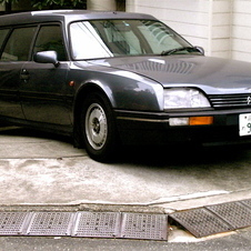 Citroën CX 22 RS Break