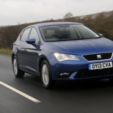 Seat Leon 1.6 TDI Reference S&S