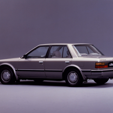 Nissan Bluebird Sedan Turbo SSS-X