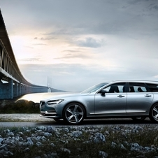 Volvo V90 T6 AWD Inscription Geartronic