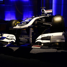 Williams FW33