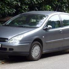 Citroën C5 1.8 16V Automatic