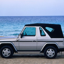 Mercedes-Benz G 230 Cabrio AT