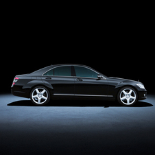 Mercedes-Benz S-Class 221 series (2005 to 2013)