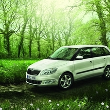 Skoda Fabia Break Van 1.6 TDI Ambition