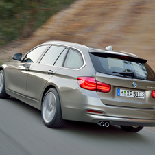 BMW 335d xDrive Touring