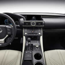 The interior gets a unique steering wheel and gauges, plus sport seats