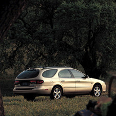 Ford Taurus Wagon