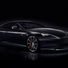 Aston Martin DB9 Carbon Black