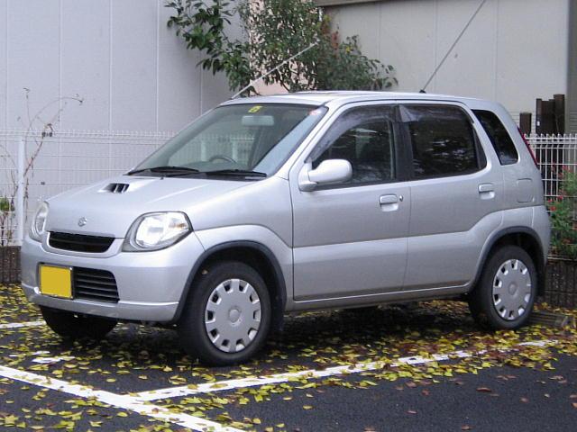 Suzuki Kei B Turbo :: 1 photo and 57 specs :: autoviva.com
