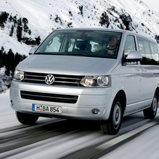 Volkswagen Multivan 2.0 BiTDI BlueMotion Highline