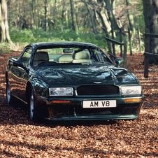 Aston Martin Virage Automatic