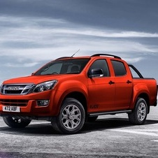 Isuzu D-Max 1.9 Cabine Simples 4x4 L Chassis
