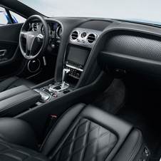 It features the Mulliner Driving Specification as standard