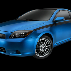 Scion tC Release Series 6.0 4-Spd AT