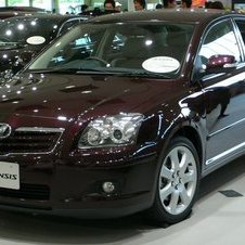 Toyota Avensis 2.0 D4