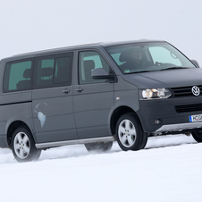 Volkswagen Multivan 2.0 TDI BlueMotion Confortline