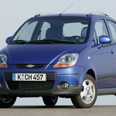 Chevrolet Matiz 1.0 U-PULSE