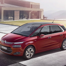 Citroën C4 Picasso 1.2 Pure Tech Intensive