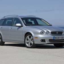 Jaguar X-Type Estate 2.2D Executive Aut MY08
