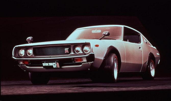 Forza Horizon 3 - 1973 Nissan Skyline H/T 2000GT-R - YouTube