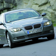 BMW 330d xDrive Coupe Auto (E92)