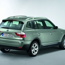 BMW X3 xDrive30i Lifestyle (E83)