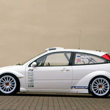 Ford Focus RS WRC 03