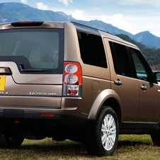 Land Rover Discovery 4 TDV6 3.0 HSE