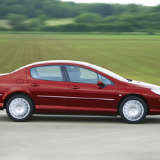 Peugeot 407 Executive 1.6 HDi FAP MY08