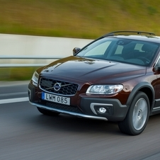 Volvo XC70 T5 AWD Summum Dynamic Geartronic