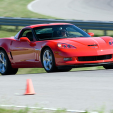 Chevrolet Corvette GS Coupe LT3