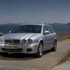 Jaguar X-Type Estate 2.2D Classic MY08
